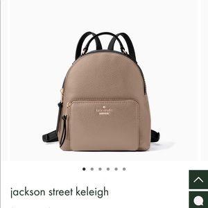 Kate Spade Jackson Street Keleigh Backpack